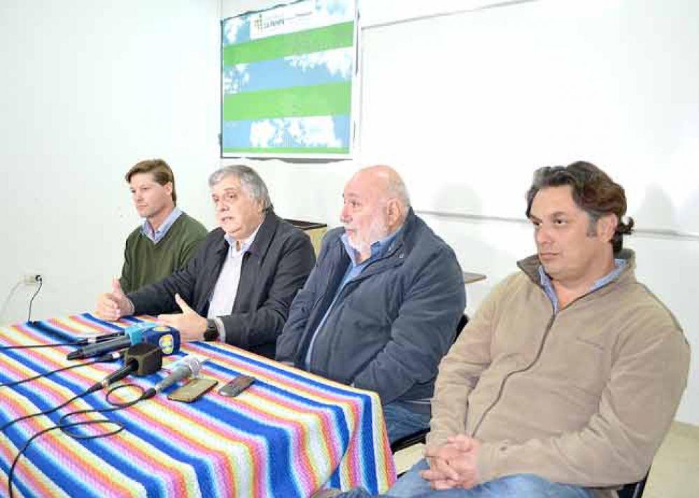 La Pampa cuenta con una innovadora red de estaciones meteorológicas
