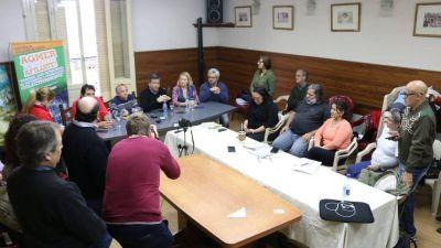 Secretarios Generales de Agmer sentaron posición sobre la situación de la docencia entrerriana