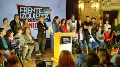 Del Caño lanzó su candidatura por el Frente de Izquierda y de Trabajadores