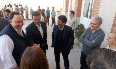 """López saludó la alianza con el PJ y Unidad Ciudadana: """"Estamos convencidos que la decisión de la concertación es lo que correspondía"""""""