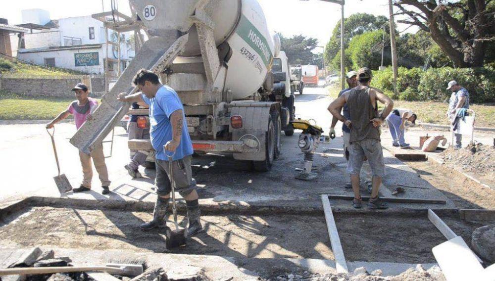 En pocos días comenzará la repavimentación de la Av. 59 y calles del microcentro