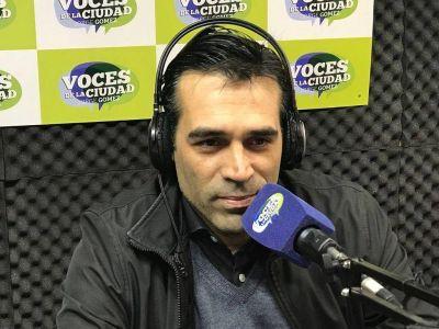 Facundo López se presentará para su reelección en los próximos días