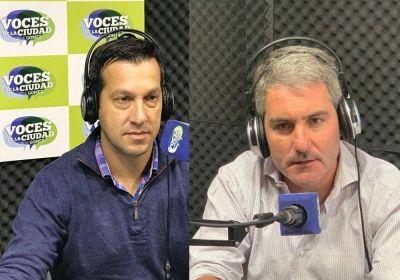 Rojas y Diez, satisfechos con la nominación de Miguel Pichetto