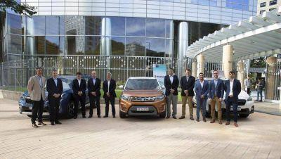 YPF firmó acuerdos de cooperación con dos de las automotrices japonesas más importantes del mercado