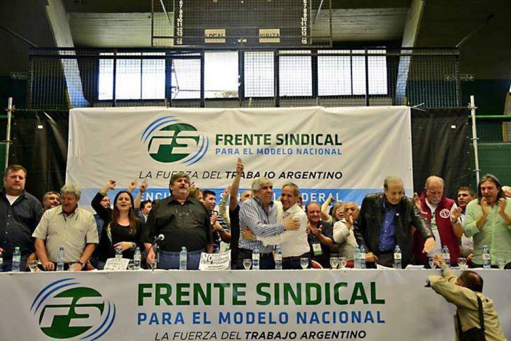 La fórmula Fernández-Fernández suma apoyos sindicales