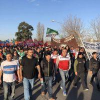 Gremios y organizaciones sociales rechazaron la visita de Macri