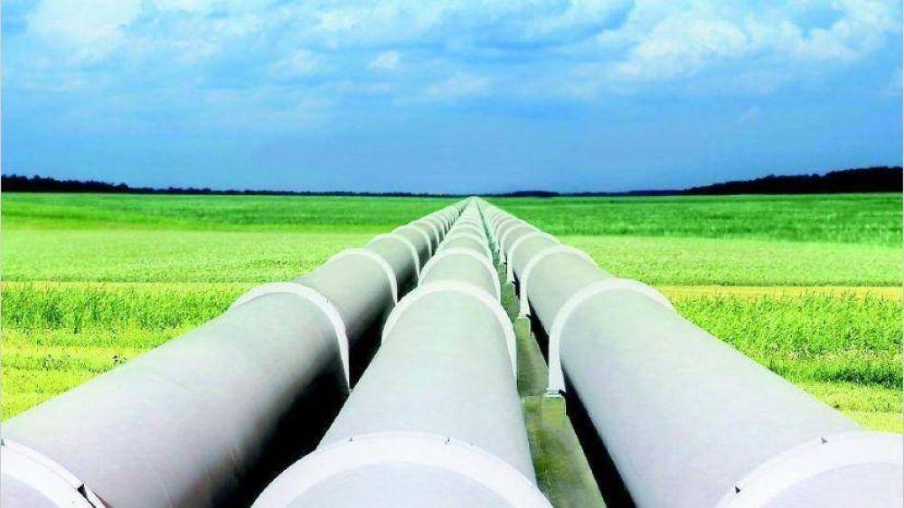 Licitarán en julio la construcción del nuevo gasoducto del Centro