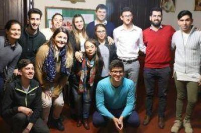 Nuevo encuentro de los jóvenes de RIJBA