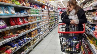 La inflación de mayo fue de 3,1%, con un acumulado de 57,3% en los últimos 12 meses