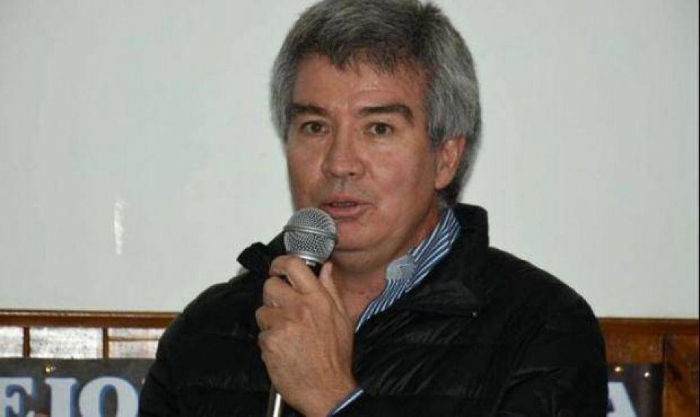 """Rivero sobre la unión del peronismo necochense: """"Si es posible por consenso, y sino mediante las PASO"""""""