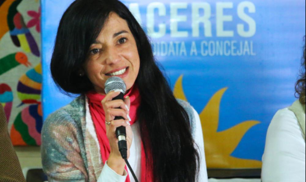 Cáceres saludó el acuerdo con el massismo y reafirmó su apuesta a una interna con el intendente López