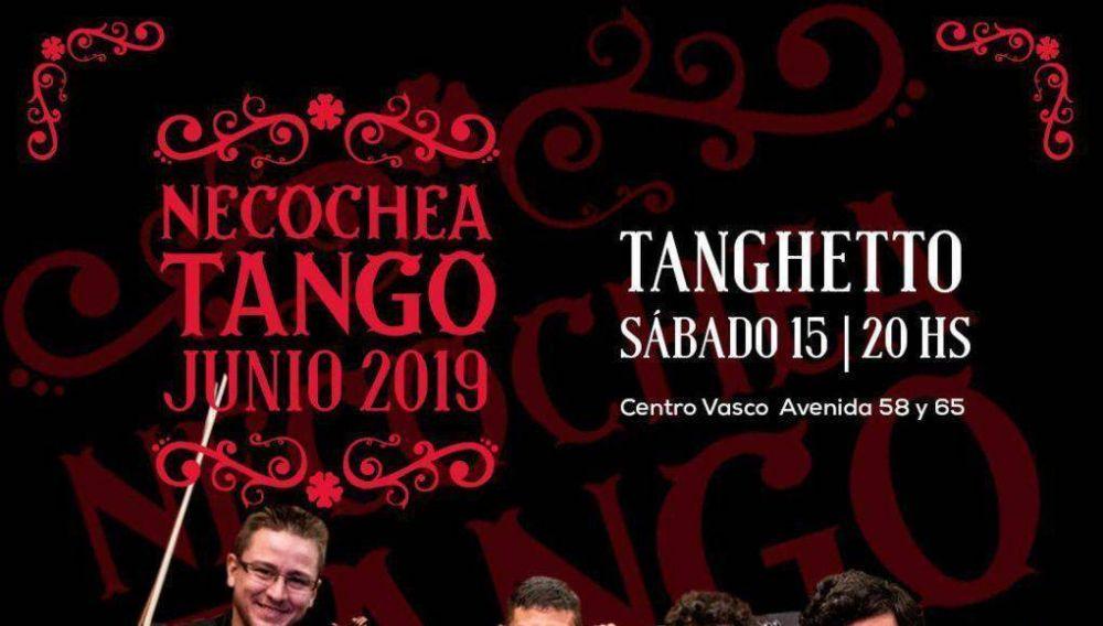 Tanghetto se destaca en una agenda cargada para el segundo 'finde' de la Ruta del Tango