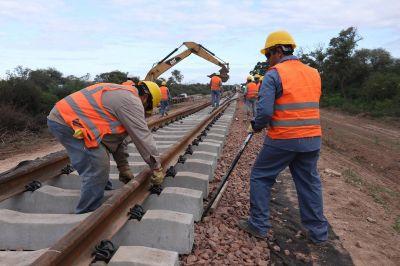 Avanza la reactivación de ramales abandonado del Belgrano Cargas