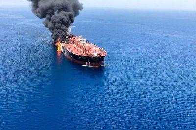 Atacan más petroleros en el Golfo de Omán y crecen las tensiones entre EE.UU. e Irán