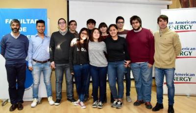 Otros 15 estudiantes de Chubut y Santa Cruz se suman a la Comunidad de Becarios PAE