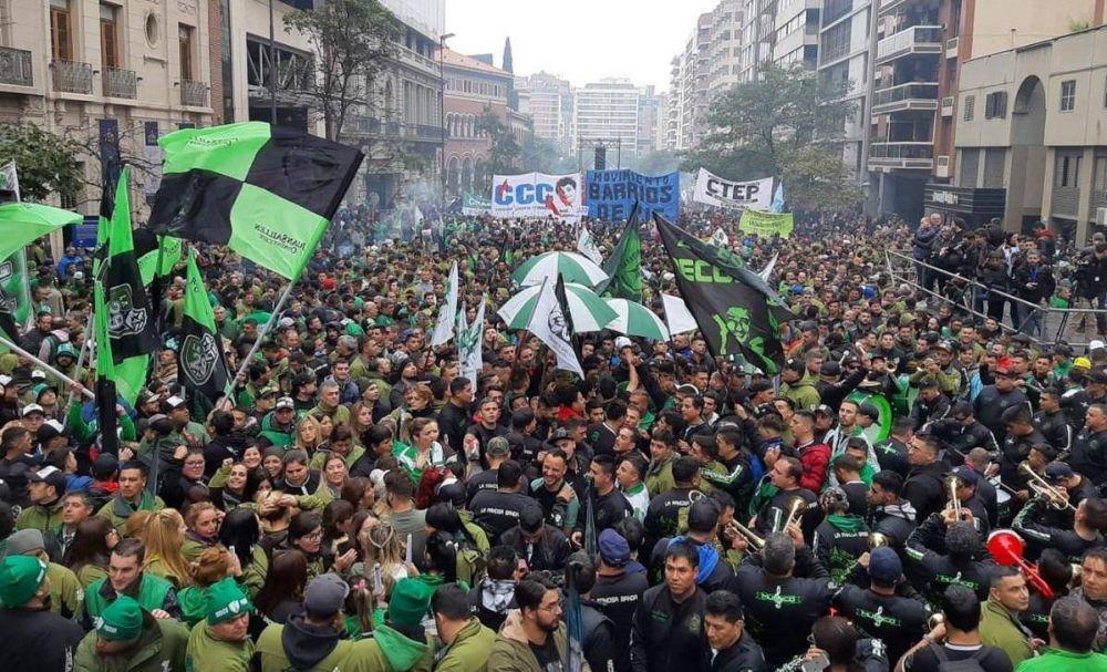 Gremios cordobeses se unen para respaldar a los Fernández e impulsan la candidatura de Saillen