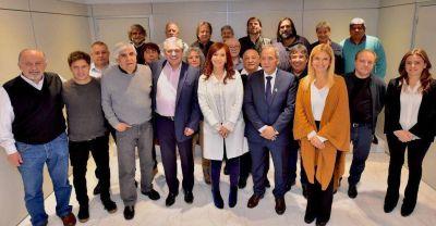 Uno x uno: Los sindicalistas que se reunieron con CKF en La Bancaria