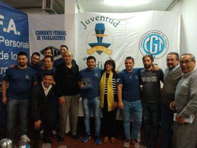 """Juventud Sindical de APDFA: """"Historia, valores, lucha y unidad"""""""
