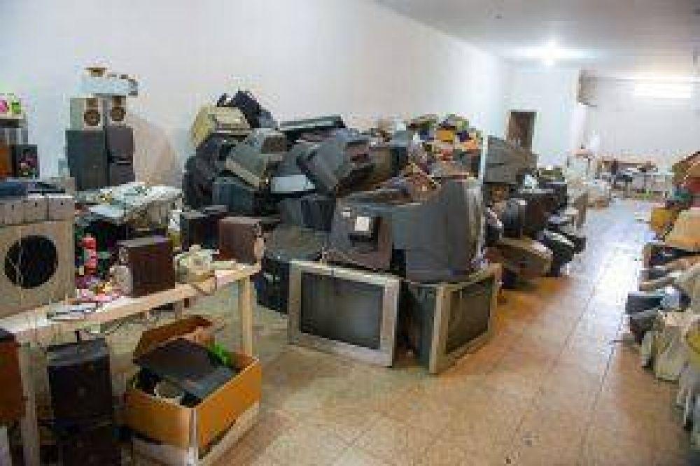 Paraná apuesta al cuidado del ambiente promoviendo el reciclado y la participación