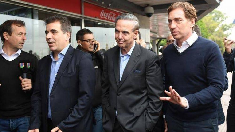 Misión difícil: el oficialismo y la oposición polarizan la pelea pero reniegan de la grieta