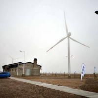 El mayor parque eólico del país entró en operaciones y produce energía para 100.000 hogares
