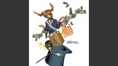 Debates de la Guerra Fría en el fabuloso país del dólar a $44