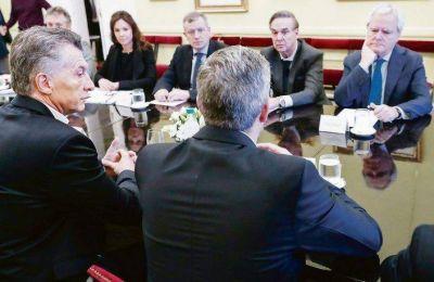 Macri abre tranquera PJ: hoy cumbre en Los Platitos