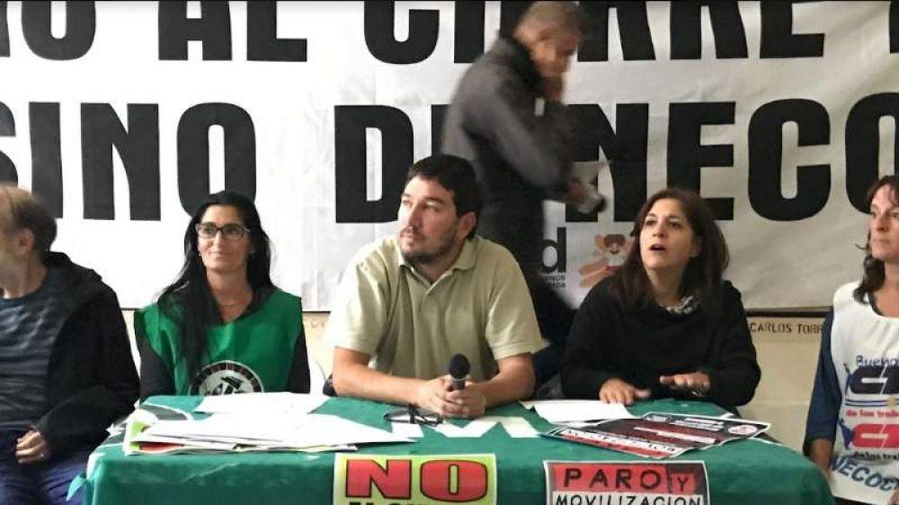 """Fernando Hansen: """"La ubicación del Bingo sigue sin estar en discusión"""""""