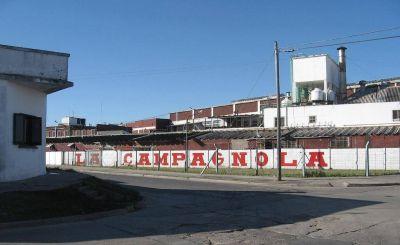 Se reactiva La Campagnola, pero un cuarto de los empleados quedó en el camino