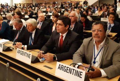 """""""Argentina está a la altura de los requerimientos de OIT sobre futuro del trabajo"""""""