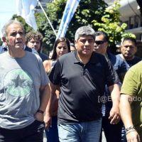 Pablo Moyano confirmó que pedirán lugares en la boleta de los Fernández