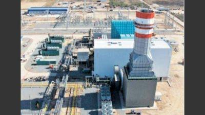 El Estado transfiere una termoeléctrica a Central Puerto
