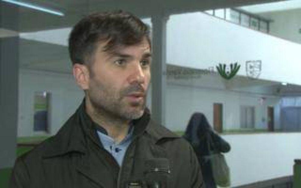 Intendente de Castelli lanzó una constructora municipal y pide que Vidal lo imite en la Provincia