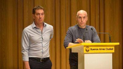 Rodríguez Larreta anunciará su fórmula con Santilli mientras sigue la negociación por los lugares en las listas porteñas