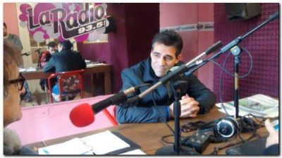 Facundo López dijo «seré candidato en un gran frente y ganaremos en Necochea»