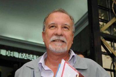 """Omar Plaini: """"Corresponde que los sindicatos tengamos representación parlamentaria y ejecutiva"""""""