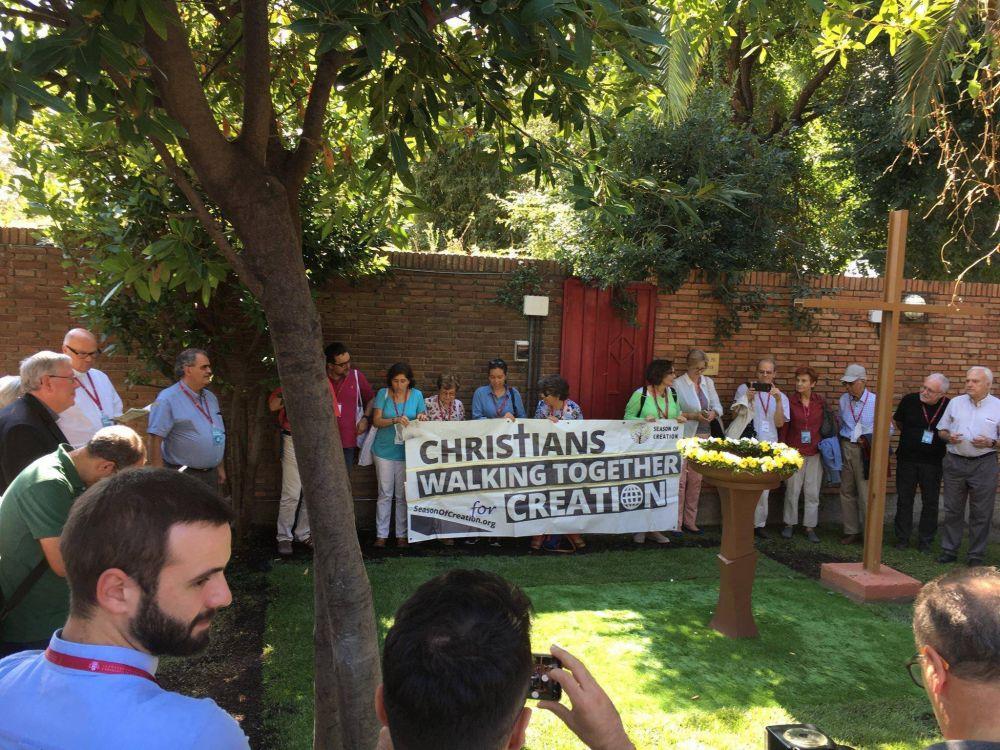 """'Tiempo de la Creación', una celebración ecuménica para proteger la """"casa común"""""""