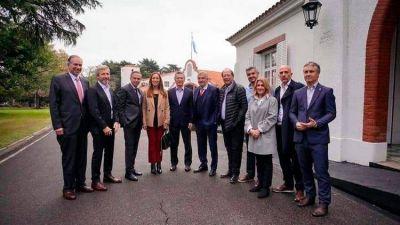 Vidal y Pichetto avanzaron en una estrategia electoral común para la provincia de Buenos Aires