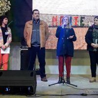 Intendenta Mayol celebró el segundo aniversario de Monte Emprende