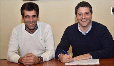 HCD: renunció Diego López a la presidencia de Economía