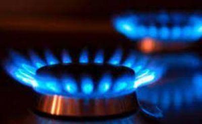 El consumo de gas está planchado desde hace tres años