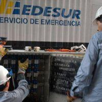 El ENRE multó a Edesur en $ 219,5 millones por incumplimientos en el servicio