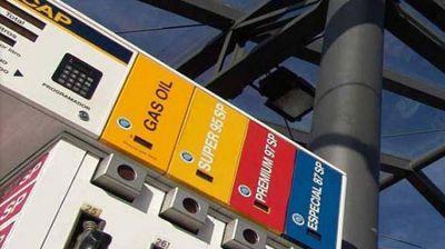 Combustibles: El IMESI es el componente de mayor incidencia en el costo al público