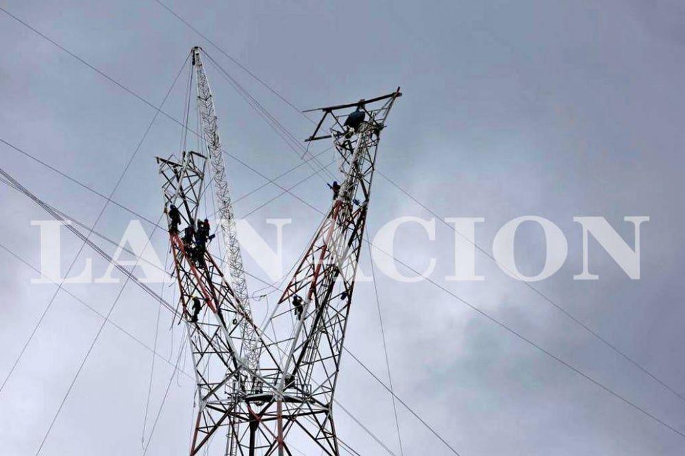 La torre 412: una pieza clave que podría haber evitado el blackout
