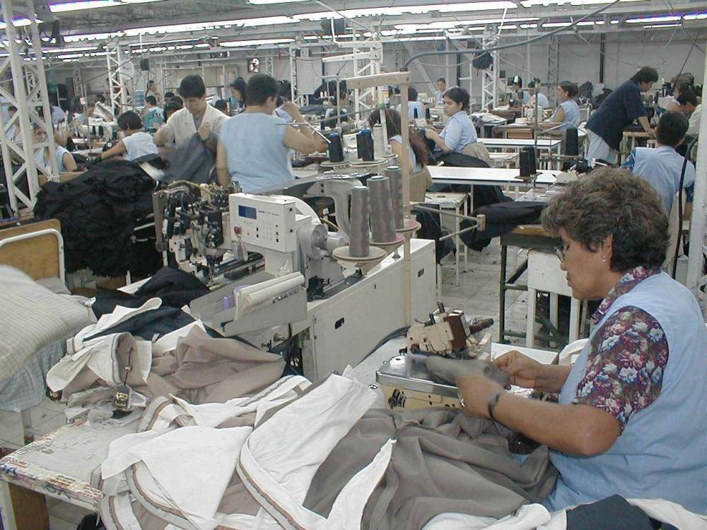 Aumento del 28% para trabajadores de la industria del vestido