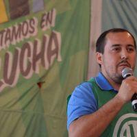ATE Río Negro: La justicia realizó un sugestivo llamado a indagatoria a un candidato por una manifestación pacífica
