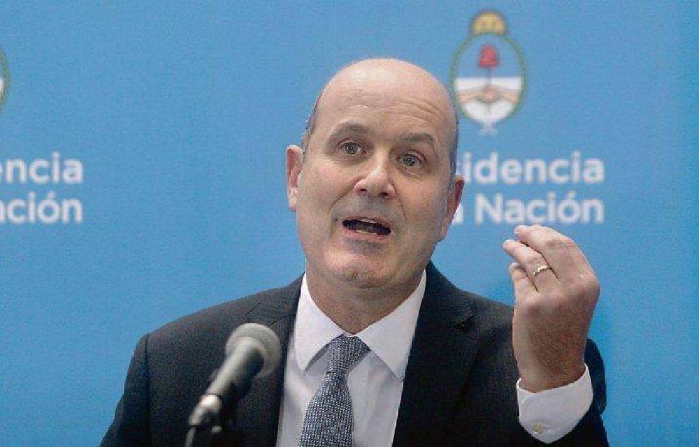 Sturzenegger vaticinó que la inflación podría ser del 1% a fin de año