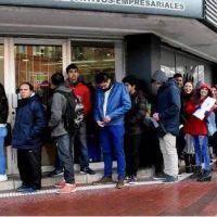 La desocupación creció en la ciudad en el último año y es de 10,1%