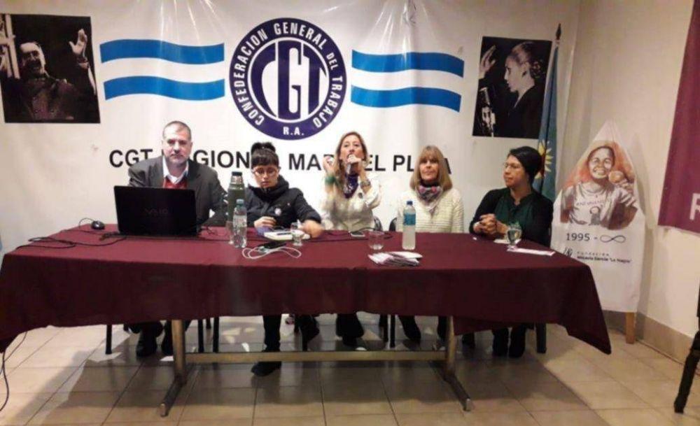 Advierten que no se cumple con la Ley Micaela en Mar del Plata: