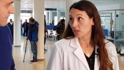 El emotivo relato de los médicos que salvaron la vida de Rocío Quagliarello, la única sobreviviente de la persecución fatal de San Miguel del Monte